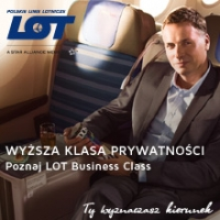 LOT business class